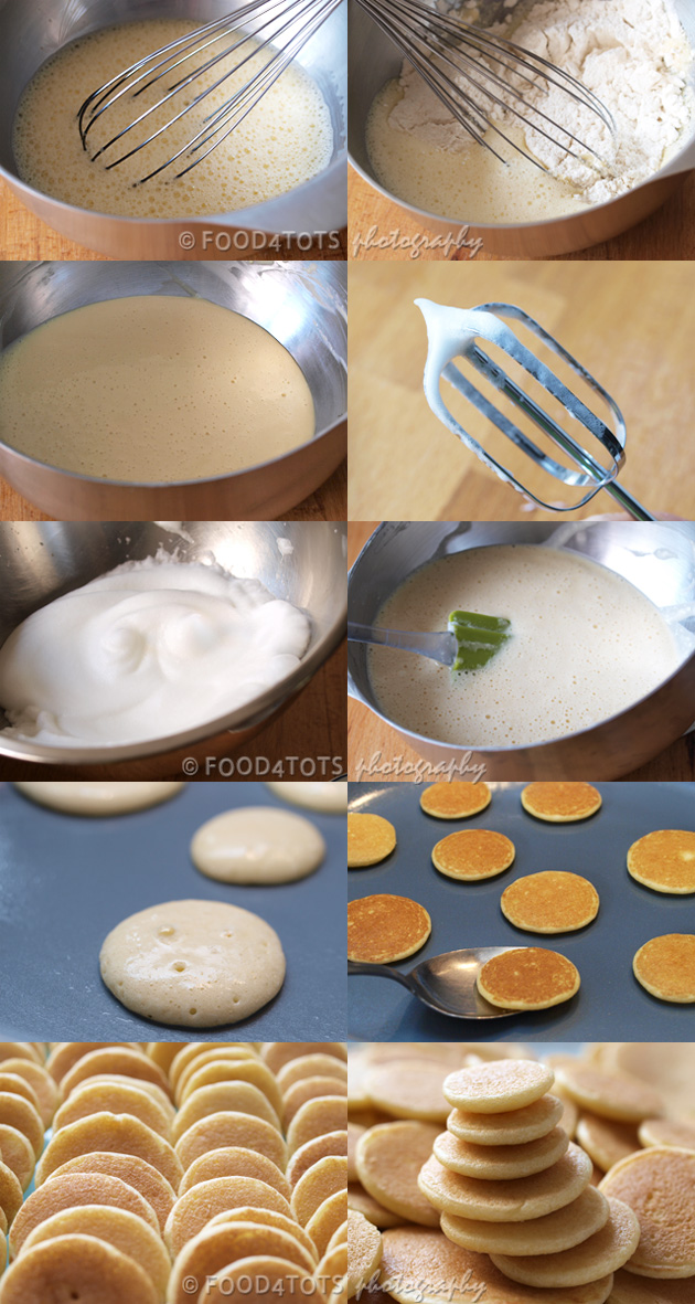 Dollar Pancakes How To Make Silver Mini Steps Tuesday Making Easy